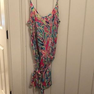 Lilly Pulitzer Romper (New)